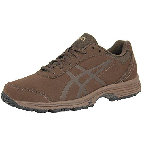 ASICS Damen Gel-Nebraska Walkingschuhe Farbe: Braun (8487); Größe: EUR 40   US 8.5   UK 6.5