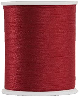 Sew Complete by Superior Threads - All-Purpose Polyester Sewing and Quilting Thread - #222 Bright Red, 300 Yd. Spool