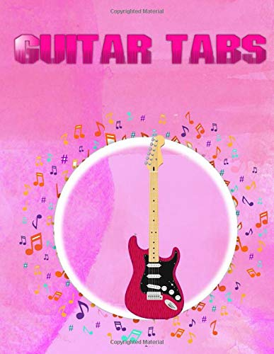 Guitar Exercises: Simple Man Guitar Tabs Size 8.5 X 11' Matte Cover Design White Paper Sheet ~ Easy - Bass # Authentic112 Pages Standard Prints.