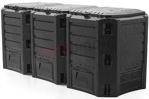 Compostador 1200l Prosperplast IKSM1200C