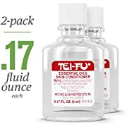 Nature's Sunshine Tei-Fu Essential Oil.17 fl. Oz, 2 Pack | Pure Essential Oil Blend to Alleviate Minor Aches and Pains, Open Sinuses, and Relieve Headaches
