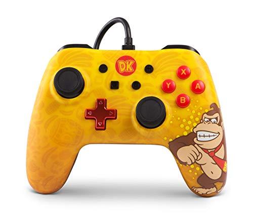 PowerA Controller Cablato per Nintendo Switch - Donkey Kong