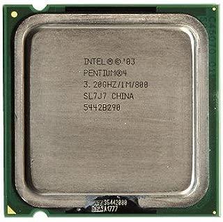 Intel Pentium 4 540 3.20GHz 800MHz 1MB Socket 775 CPU