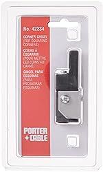 commercial PORTER KABEL Angle Chisel (42234) corner punch tool