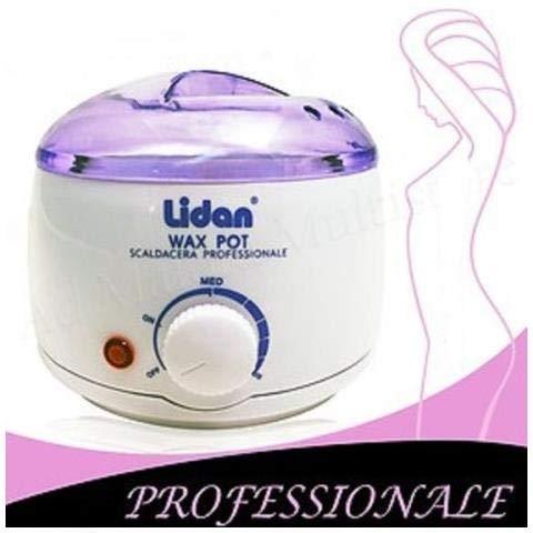 Scaldacera Professionale per Depilazione Cera brasiliana, con termostato elettrico - WAX
