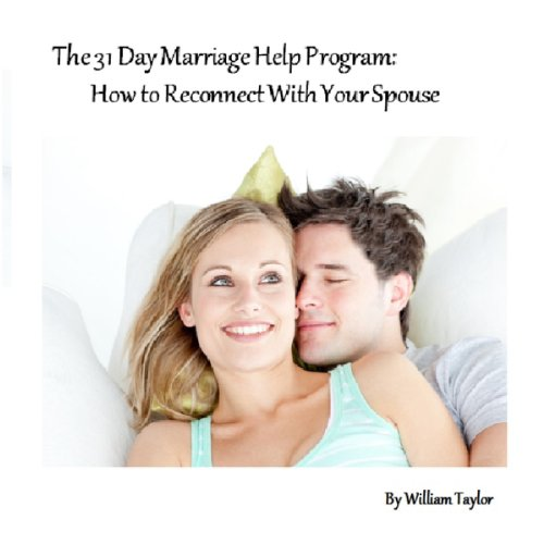 The 31 Day Marriage Help Program audiobook cover art