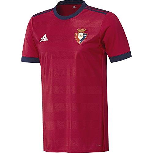 Adidas CAO H JSY BS4646 La camiseta de los hombres S rojo