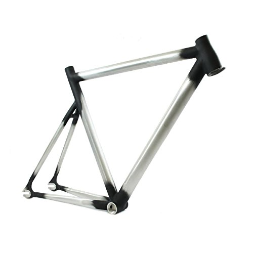 RIDEWILL BIKE Telaio Scatto Fisso Taglia 56 Conico Alluminio (Scatto Fisso) / Fixed frameset Tapered Size 56 Aluminium (Fixed Frames)