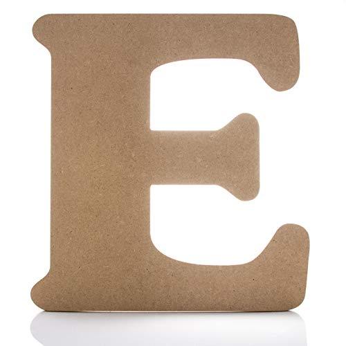 Letra de madera de 30,48 cm – Letras de decoración de pared grande