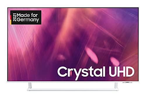 Samsung Crystal UHD 4K TV AU9089 43 Zoll (GU43AU9089UXZG), HDR, AirSlim, Dynamic Crystal Color [2021]