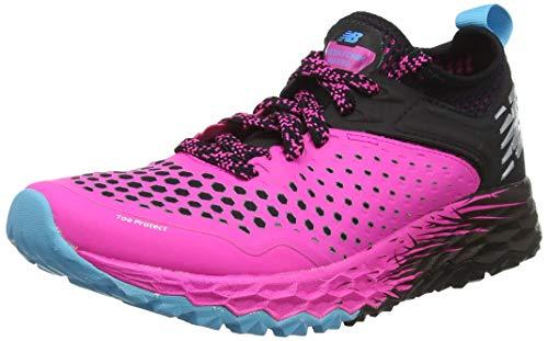 New Balance Fresh Foam Hierro, Zapatillas de Running para Asfalto Mujer, Rosa (Pink Pink), 36.5 EU