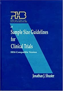Practical Handbook of Sample Size Guidelines for Clinical Trials