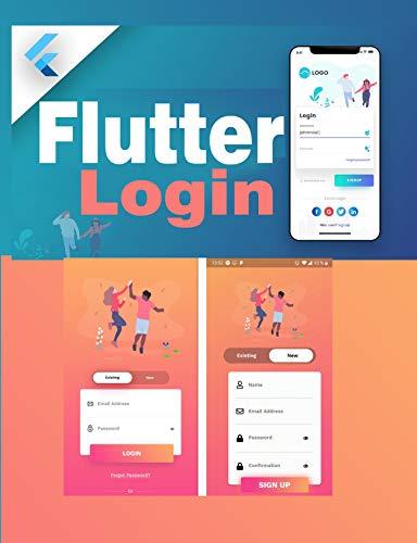 Flutter Login (English Edition)