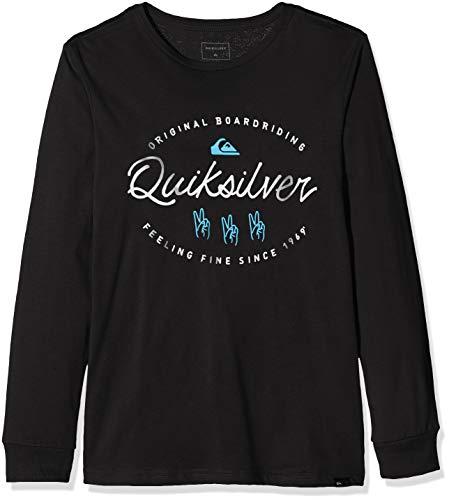 Quiksilver Wave Slaves shirt met lange mouwen voor jongens, 8-16 jaar