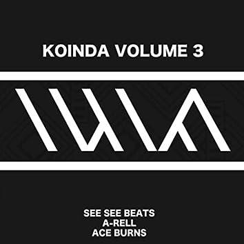 Koinda, Vol. 3