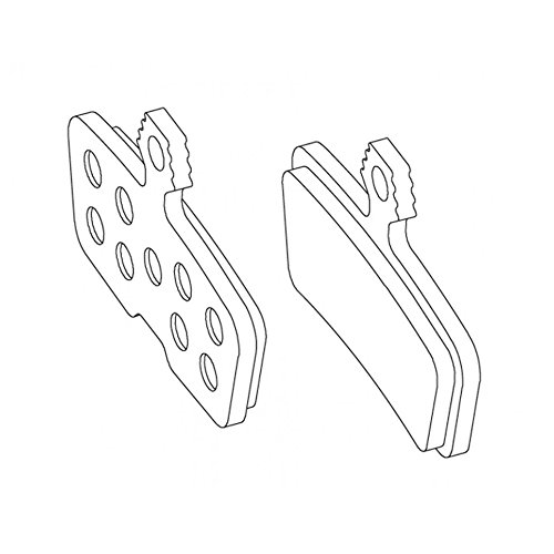 SRAM Code Brake Pads