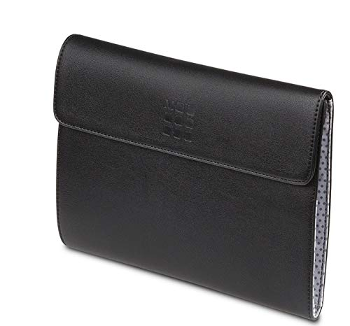 Moleskine (Klassische Tasche für iPad Air 9.7'', Schutztasche für iPad, Tablet & Notebook bis 10'', Größe 20 x 26 x 2,5 cm) Schwarz