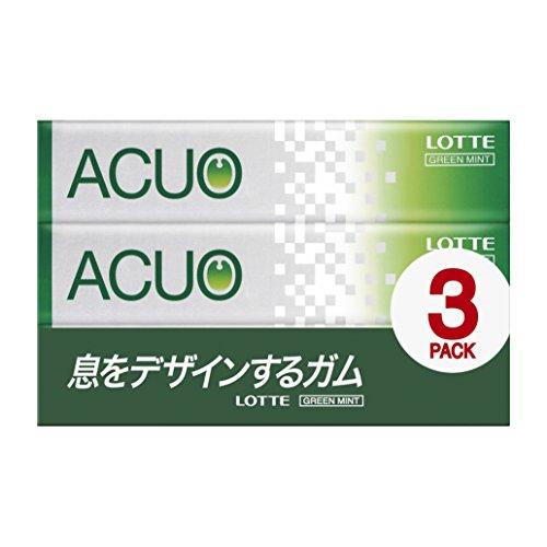 ACUO グリーンミント 3P×10個