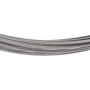 Ernstes Design Drahtseil Kette DS.35 35-fach Stahlkette Halskette