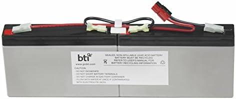 BTI RBC18-SLA18-BTI UPS battery - 1 x lead acid - for APC PowerStack 450VA