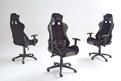 MC Racing 2 Gamingstuhl Bürostuhl kaufen  Bild 1*