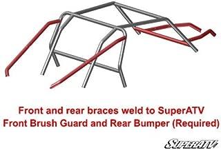 Polaris RZR 1000 Weld-In Body Protection Kit