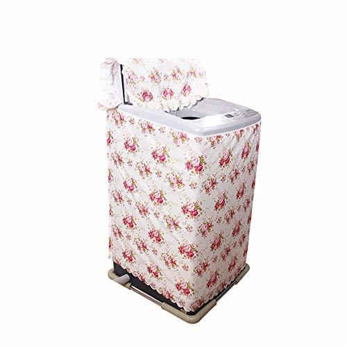 Chyuanhua Wasmachine cover Kant Washer Cover Waterdichte Zonnebrandcrème Stofpad Set Helps Voorkomen Elke Wasruimte Geschikt voor wasmachine droger