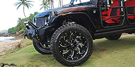 20 inch rims with off road tires