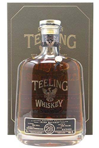 Teeling Whiskey Co. - Vintage Reserve Collection Single Malt - 28 year old Whisky