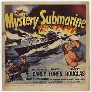 mystery submarine 1950 film