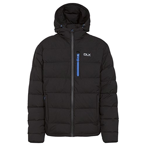 Crane DLX Mens Down Jacket - BLACK XL