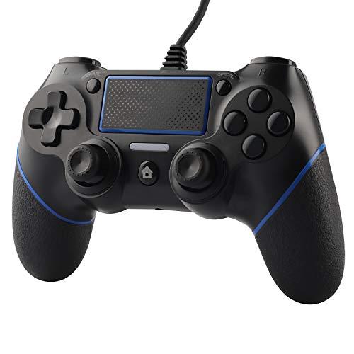 ETPARK Mando para PS4, PS4 Controller - Gamepad Control para PS4/Pro/Slim/PCp con...