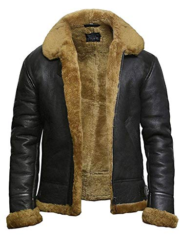 Aviator Sherpa Coat