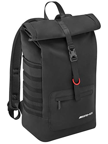 Mercedes-Benz Collection 2020 AMG Roll-top Rucksack, schwarz