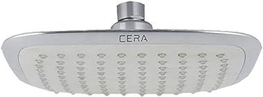 """Cera F7010507 Over Head Rain Shower Square 200x200 mm (8""""x8""""), Multicolor"""