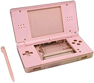SHKRRB Full Repair Parts Replacement Housing Shell Case Kit for Nintendo DS Lite NDSL (Color : Pink)