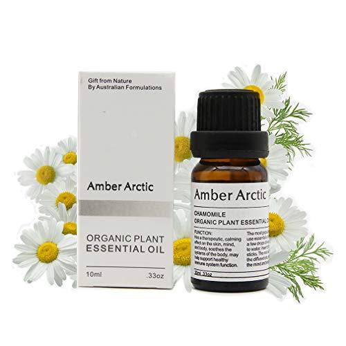 Olio essenziale di camomilla 10ml - 100% puro, naturale e non diluito,...