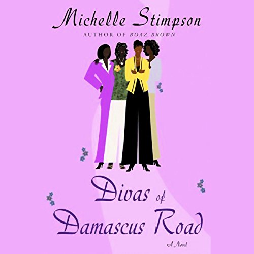 Divas of Damascus Road audiobook cover art