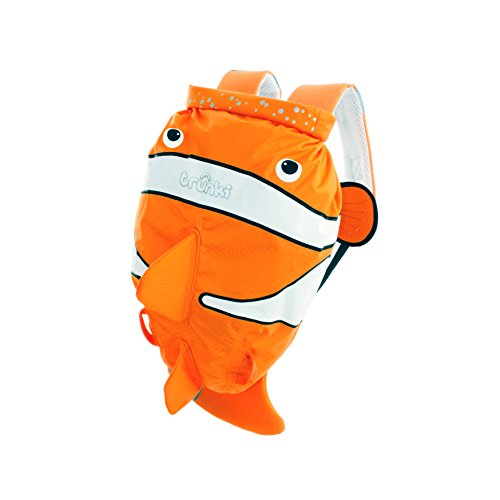 Trunki Paddle Pack - Mochila pez payaso