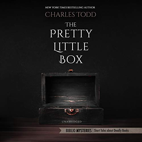 The Pretty Little Box audiobook cover art