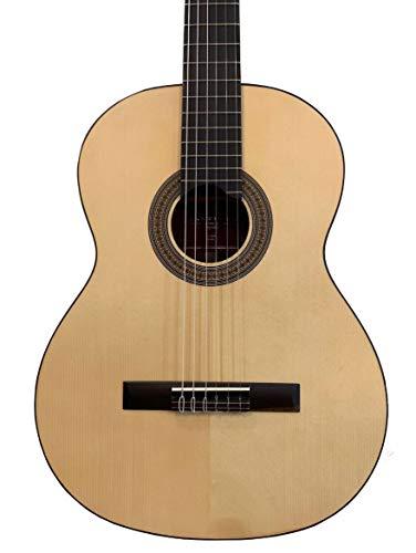 Klassische Gitarre, Modell Spanien ES-04S, Deckel aus Fichte, hergestellt in Spanien
