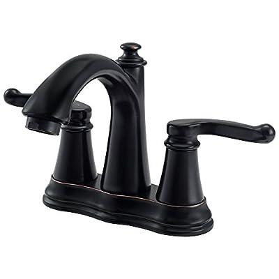 MR Direct 754 Double Handle Lavatory Faucet