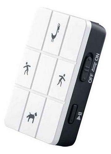 X4-Tech XXO Tragbarer MP3-Player 1 GB
