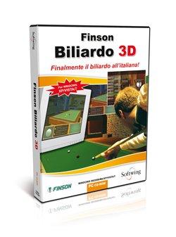 FINSON BILIARDO 3D