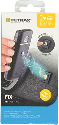 """TETRAX Halterung - Magnetadapter - FIX - bis zu 3,2\"""" Smartphone - 20x20 mm"""