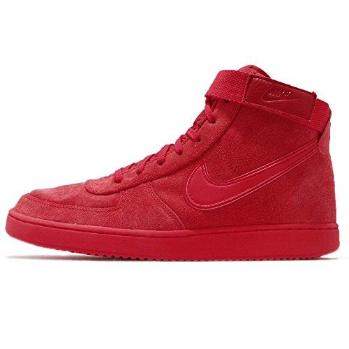 Nike Vandal High Supreme LTR, Scarpe da Fitness Uomo, Multicolore (University Red/Unive 600), 46 EU
