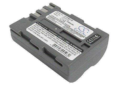 TECHTEK batería sustituye EN-EL3e Compatible con [Nikon] D100, D200, D300, D300S, D50, D70, D700, D70s, D80, D90