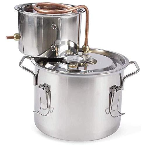 Wasser-Destillierapparat Wasser-Destillierapparat Maschine 5 Gallonen ZHNGHENG