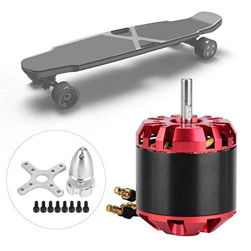 Elektromotor, Hochleistungs-Scooter-Elektromotor, bürstenloses sensorloses E-Bike-Umrüstkit für Elektroroller-Flugzeugmodell
