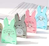 Aidou Cartoon-Korrekturband mit Handyhalterung, Totoro-Korrekturstift, extra reißfest, 1 Stück